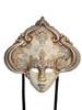 Authentic Venetian Mask Olga Mac Craquele