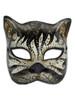 Authentic Venetian Mask Gatto Cabare