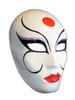 Authentic Venetian mask Volto Kabuki Scarab