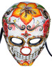 Authentic Venetian Mask Teschio Flor