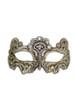 Authentic Venetian Mask Colombina Adela