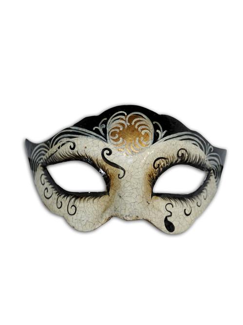 Authentic Venetian Mask Colombina Dolores
