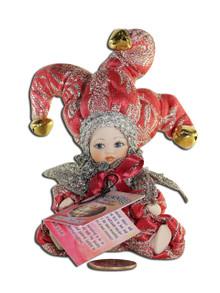 Authentic Venetian Small Triangel Doll