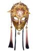 Autherntic Venetian mask Volto Sole