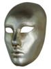 Authentic Venetian Mask Volto Metallo