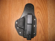 Colt IWB small print hybrid holster Kydex/Leather