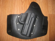 FNH IWB standard hybrid leather\Kydex Holster (fixed retention)