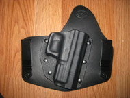 SPRINGFIELD ARMORY IWB standard hybrid leather\Kydex Holster (fixed retention)