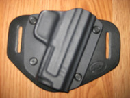 SPRINGFIELD ARMORY OWB standard hybrid leather\Kydex Holster (Adjustable retention)