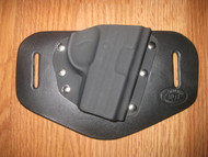SIG SAUER OWB standard hybrid leather\Kydex Holster (fixed retention)