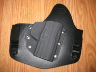STEYR IWB standard hybrid leather\Kydex Holster (fixed retention)