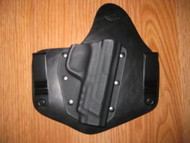 SMITH & WESSON IWB standard hybrid leather\Kydex Holster (fixed retention)