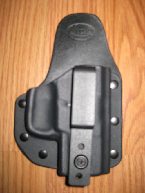 WaGuns org • View topic - Deep Concealment Holster