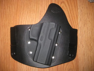 TAURUS IWB standard hybrid leather\Kydex Holster (fixed retention)
