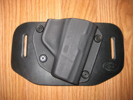 TAURUS OWB standard hybrid leather\Kydex Holster (Adjustable retention)