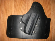 POLISH IWB standard hybrid leather\Kydex Holster (fixed retention)