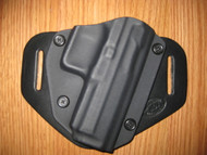Canik OWB standard hybrid leather\Kydex Holster (Adjustable retention)