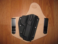 EAA (European American Armory) IWB Kydex/Leather Hybrid Holster