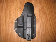 IWB - Kydex/Leather Hybrid Holster small print appendix carry
