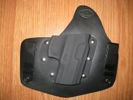 IWB (inside waist band) Kydex/Leather Hybrid Holster Taurus