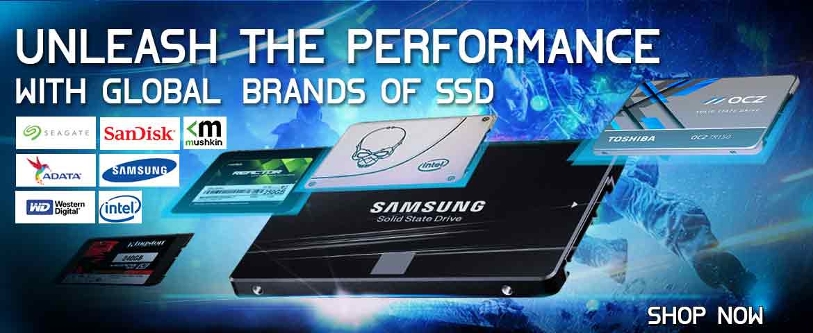 many Global brands of SSD, Solid state Drive