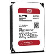 Western Digital WD8001FFWX WD Red Pro 8TB 3.5-Inch SATAIII 7200rpm 128MB Cache NAS Internal Hard Drive