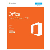 Microsoft T5D-02776 Office Home and Business 2016 PC Key Card