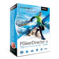 Cyberlink PDR-EF00-RPU0-00 PowerDirector 15 Ultra