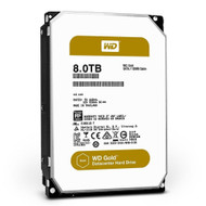 Western Digital WD8002FRYZ Gold 8TB Datacenter Hard Disk Drive