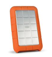 LaCie Rugged Triple USB 3.0 / Firewire 800 1TB Portable Hard Drive STEU1000400 …