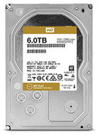 "Western Digital WD6002FRYZ 6TB Enterprise 3.5"" 7200RPM Hard Drive Gold"
