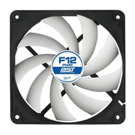 ARCTIC F12 PWM PST - Standard Low Noise PWM Controlled Case Fan with PWM Sharing Technology
