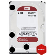 Western Digital 4Tb 5400Rpm 64Mb Sata 6 Gb/S - Wd Caviar Red