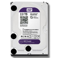 "Western Digital WD20PURX WD 2TB Surveillance 3.5"" Internal HDD Purple"