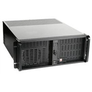 iStarUSA Case STAR400 4U Compact Rackmount D-400-ND with 400W PSU 24 Rails Retail