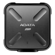 """Adata ASD700-512GU3-CBK SD700 Durable 512GB Portable 2.5"""" USB3.1 Gen1 SSD"""