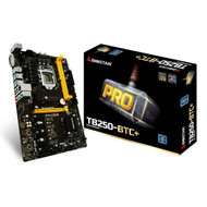 Biostar TB250-BTC+ 8 GPU LGA 1151 LGA1151 Intel B250 DDR4 Motherboard