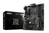 MSI Z370 PC PRO Series Intel Coffee Lake LGA 1151 VR Ready 64GB DDR4 CFX ATX Motherboard