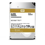 WD WD8003FRYZ Gold 8TB Enterprise Class Hard Disk Drive - 7200 RPM Class SATA 6 Gb/s 256MB Cache 3.5 Inch