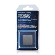 Innovation Cooling Graphite Thermal Pad Alternative To Thermal Paste/Grease (30 X 30mm)