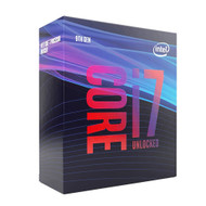 Intel BX80684I79700K i7-9700K 8 Cores 4.9 GHz Turbo Unlocked Desktop Processor