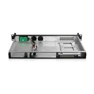 iStarUSA D-118V2-ITX 1U Compact Rackmount mini-ITX Chassis