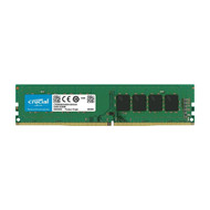 Crucial CT8G4DFD824A 8GB Single DDR4 2400 MT/s PC4-19200 288-Pin Memory