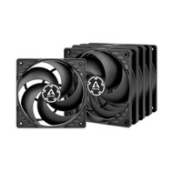 Arctic ACFAN00135A P12 Value Pack Pressure Optimized 120mm Fan Black