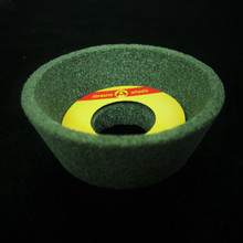 Taper Cup Wheel - 100 x 40 x 31.75 GC 46IV (GW1514)