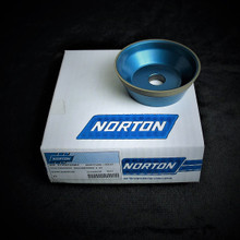100 x 35 x 20 Diamond Taper Cup Wheel Type 11V9 (Norton)