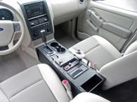 "C-VS-1600-EXPL, 2006-2010 Ford Explorer Vehicle Specific 16"" Console"