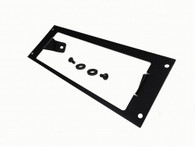 "C-EB30-XTL-1P-A 1-Piece Angled Equipment Mounting Bracket, 3"" Mounting Space, Fits Motorola XTL2500, XTL5000-05, APX-7500"