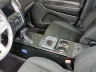 "C-VS-2000-DUR-1-H, 2018 Dodge Durango Vehicle Specific 20"" Console"