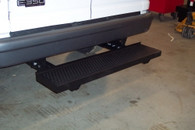 PT-A-102 1994-2014 Ford Van Rear permanent step assembly